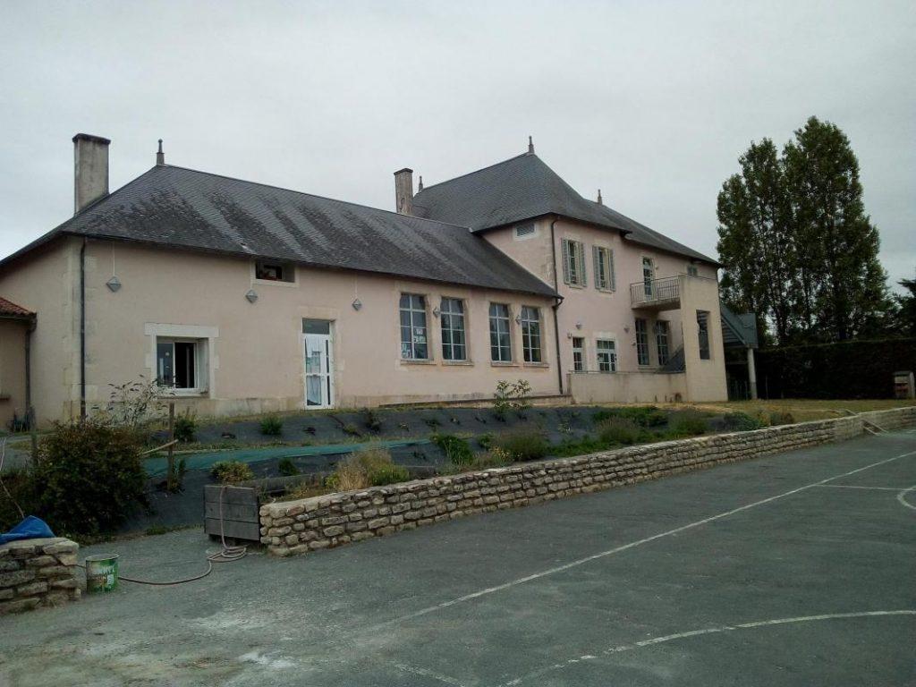 Ecole RPI de Saint Saturnin du Bois