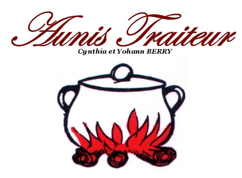 Logo Aunis Traiteur Le Coudret
