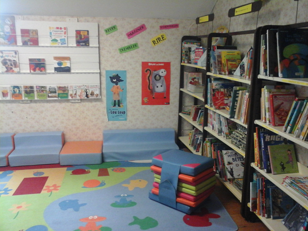 Photo de la bibliothèque municipale