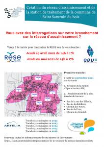 Read more about the article Rencontre avec la RESE à la mairie