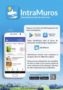 Read more about the article Nouvel outil de communication IntraMuros